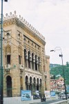 Sarajevo, Nationalbibliothek